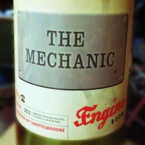 Mechanic Wine