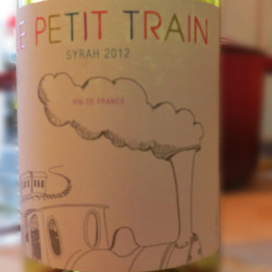 Le Petit Train Syrah