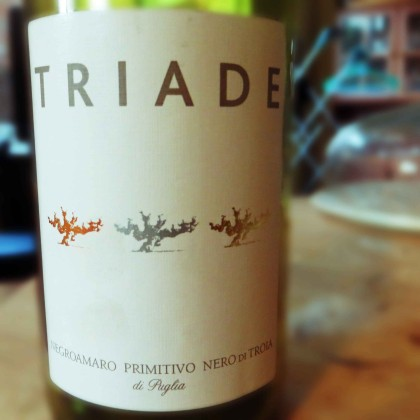 Triade Wine